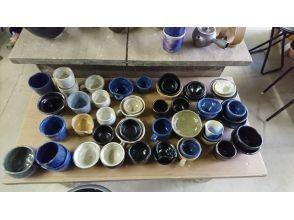 【新潟・中央区】女性グループ限定特典付!土に癒されるゆるやかな時間!手びねり2時間 陶芸体験プラン