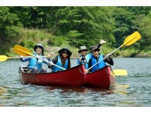 [Tochigi-Nikko] Kawaji Hot spring Canadian Canoe Experience Tour (Nikko, Kinugawa)area)
