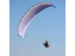 【Tochigi Prefecture · Nasu Osani City】 Motor Paraglider School welcomed from beginners to advanced! Image of