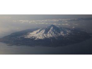 【北海道・利尻島】利尻自然ガイドサービス・利尻山バックカントリー体験プランの画像