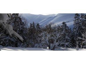 【北海道・利尻島】利尻自然ガイドサービス・利尻山スノーシュー「半日」体験プランの画像