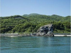 【北海道・小樽】絶景小樽海岸クルーズ([B]恵比須島コース)60分の画像