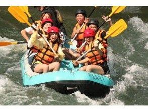 【熊本・人吉・球磨川】ラフティング1日コース【学割・団体割有】の画像