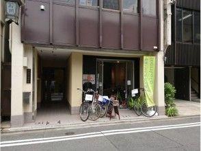 [เกียวโตจักรยานให้เช่า] 7 นาทีเดินจากสถานี Shijo Karasuma ★พยายามที่จะท่องเที่ยวเกียวโตเส้นขอบฟ้า! ภาพของ