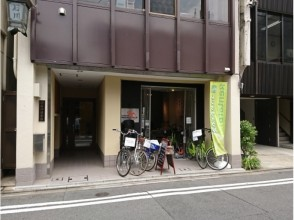 [เกียวโตจักรยานให้เช่า] 7 นาทีเดินจากสถานี Shijo Karasuma ★พยายามที่จะท่องเที่ยวเกียวโตเส้นขอบฟ้า!