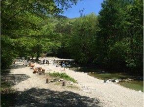 Miyori mountain stream fishing ground