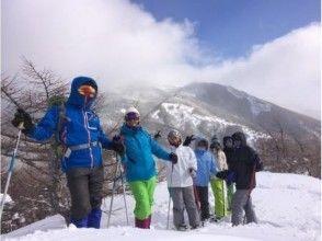 【長野・高峰高原】初級者向け絶景スノーシュー(高峰山コース)の画像