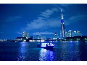 【福岡・博多】福岡の風景・夜景が美しい!天神~能古島航路!の画像