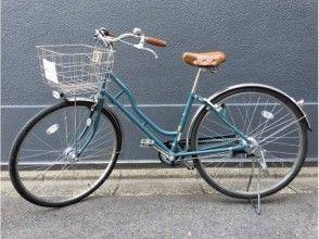 [เกียวโตจักรยานให้เช่า] ★นักเรียนต้องดู 20% (4 คน - ได้รับอนุญาต) ★เดินเพียง 7 นาทีจากสถานี Karasuma Shijo! การท่องเที่ยวของเมืองเกียวโต