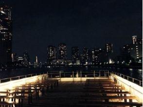 【東京・クルージング】最大140名☆トロピカルクルージングプランの画像