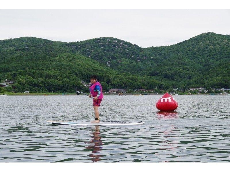 6/25 山中湖SUPerマラソン1km・小中学生限定キッズクラス/ボード11.5フィート以下の紹介画像