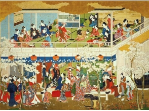 Watching famous paintings by Utamaro Daisaku & Hakone Shrine Omori bus tour ~ The Prince Hakone Ashinoko lunch included ~ 【10026】
