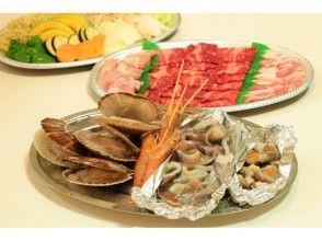 【千葉・九十九里・BBQ】手ぶらOK!肉海鮮ミックスコースでわいわい楽しもう♪3時間コースの画像