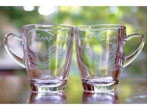 [千葉縣佐倉]乘龍♡結婚週年紀念對杯杯子生產