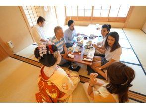 【京都・舞妓体験】Enchanted time with Maiko [Vip tour]の画像