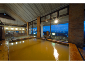 "【Gunma · Ikaho Hot Spring】 Fresh Hot Spring Water From the Source ""Kaiseki Dinner Included!"" Enjoy A Day Spa!"