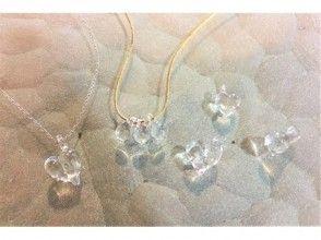 【東京・吉祥寺】耐熱ガラスのネックレス作り(2時間)