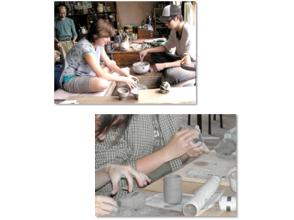 【北海道・ニセコ】「親子でお得 ♪」羊蹄山のふもとでのんびり陶芸体験「親子手びねり」プランの画像
