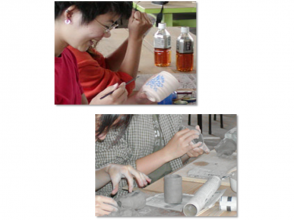 [Hokkaido/ Niseko] Beginners welcome! Relaxing pottery experience at the foot of Mt. Yotei (painting experience plan)