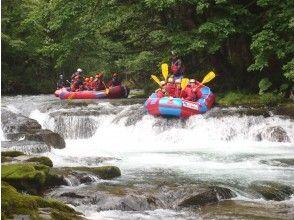 [Hokkaido ・ Furano】 Sorachikawa Rafting Tours(half-day Course) popular No 1 ★