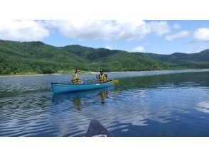[Hokkaido ・ Furano] Canadian Canoe Lake (half-day Course) ☆ Enjoy the nature of each season ☆