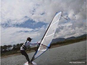 【宮崎・日南海岸】ウインドサーフィン体験