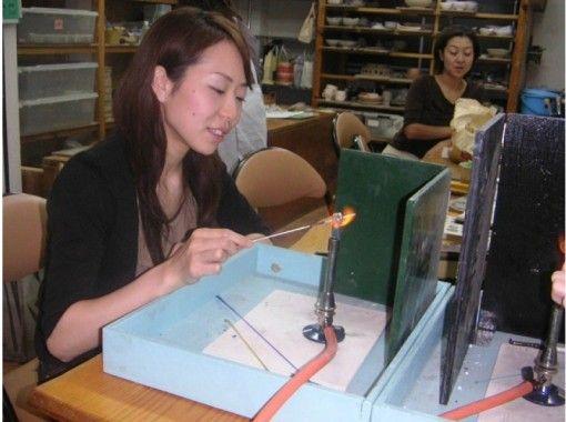 """[愛知/名古屋站5分鐘]製作蜻蜓球"""" 150分鐘無限量製作課程""""可以製作大約30至50個大小的蜻蜓球。當天預約OK!の紹介画像"""