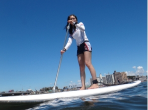 【AJ limited · Osaka】 Super deals! SUP & Wake board set experience near USJ! Image of ♪ with great deals with lunch coupons