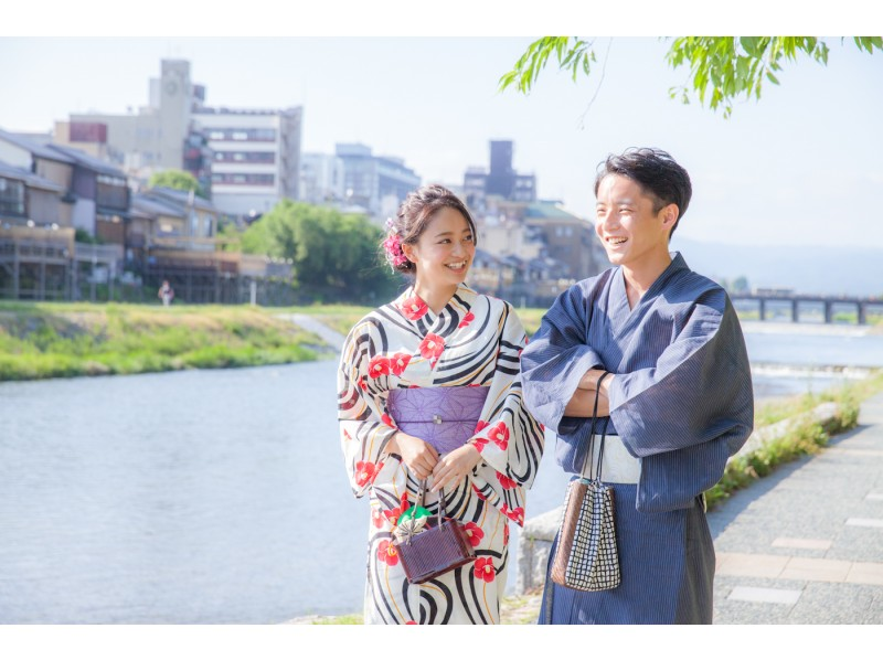 Kyoto Yukata Rental │ For couples and girls traveling! Recommended plan feature of popular kimono rental shop