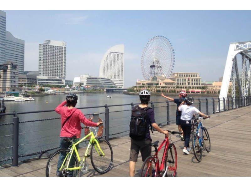 มากกว่าที่ [คานากาว่าโยโกฮามา, จักรยานขี่จักรยานข้าม โยโกฮามาทัวร์ขี่จักรยานท่องเที่ยว! รู้เบื้องต้นเกี่ยวกับภาพ