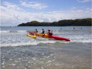 【Izu / Minamiizu / Shimoda】 Beginner's big welcome! Hawaiian canoeing one day experience! !