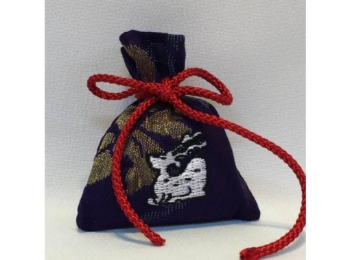 【奈良 ものづくり体験】 自分だけのオリジナルにおい袋ををつくろう