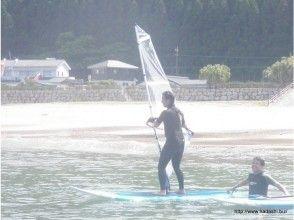 【宮崎・日南海岸】ウインドサーフィン本格スクール!回数を選んで上達しよう!