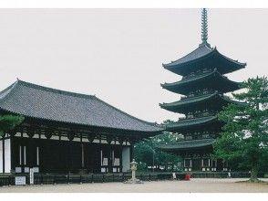【奈良・伝統文化体験】「興福寺」東金堂・後堂 早朝特別拝観