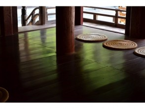 【奈良・伝統文化体験】「石上神宮」国宝の拝殿にて特別参拝と禁足地の特別拝観