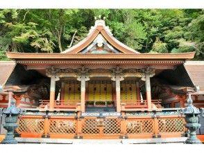 【奈良・伝統文化体験】「談山神社」絵巻を描いて談山神社を知る