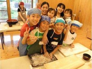 【熊本・阿蘇】蕎麦打ち体験★6歳~OK!の画像