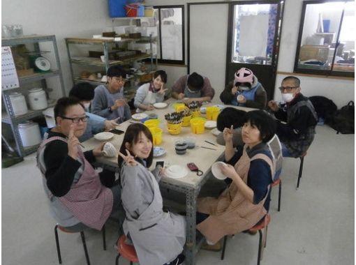 【岐阜・土岐市】美濃焼絵付け体験