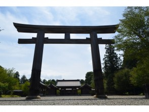 【奈良・伝統文化体験】「吉野神宮」神職の案内付きでご本殿昇殿参拝