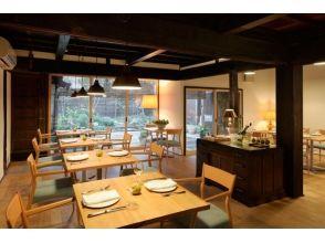【奈良・観光ツアー】今井町散策と古い町家を改装したフレンチレストランで味わうランチ♪