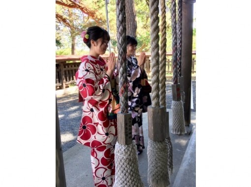 【北海道・札幌】レンタル着物体験(おでかけプラン)★札幌駅より徒歩5分