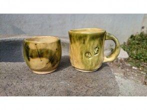 【長野・千曲】湯のみ&好きな器を作ろう!(手ねびり)の画像