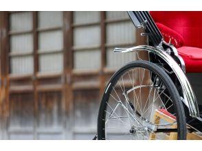 【Tokyo · Asakusa】 Rickshaw sightseeing ♪ Carefully looking at Asakusa · 120 minutes course image