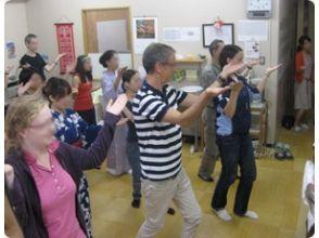 [ฟุกุโอกะเมืองฟุประสบการณ์เต้นรำญี่ปุ่น] จะกลายเป็นเป็นเต้นเพลงหนึ่งในประสบการณ์ 2 ชั่วโมง! ภาพของ