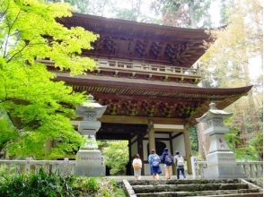 Experience of devoted cuisine & Soto sect atmospheric mountain · Prefecture temple and Zuikoji Hydrangea viewing three soto sect sects tour bus tour [9969]