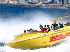 【Okinawa · Ginowan Marina】 Refreshing ★ Jet board (30 minutes) thrilling full mark! It is! Image of