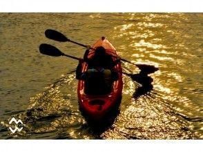 17:30スタート!1時間のおてがるカヌー体験!四万十川の夕暮れ時にゆったり♪