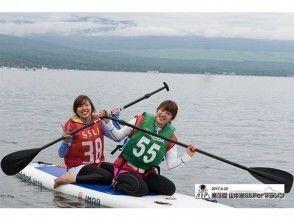 6/24(日)山中湖SUPerマラソン3km・チームワーク勝負!MP2クラス(タンデム・ボード自由)