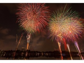 【Pocket Kyushu sponsored】 55th West Japan Fireworks Display 2017 Viewing Cruise ~ With lunch box ~ 【10158】