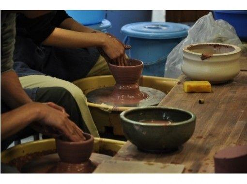 【鹿児島・日置】美山陶游館でろくろ陶芸体験
